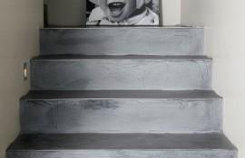 Sonderanfertigung: Treppe mit Pandomo