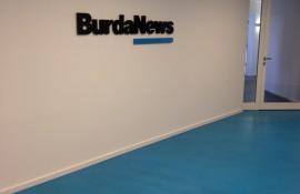 Pandomo Böden für Burda News